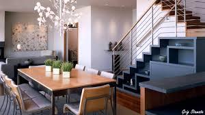 Modern Storage Cabinet Furniture U0026 Accessories Under Stairs Storage With Brown