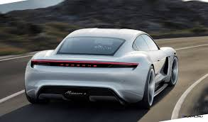 porsche mission e charging 3 5s 2015 porsche mission e 600hp concept is 4 door battery