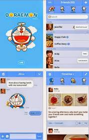 download theme line android apk cara ganti tema line manual di android epitdroid