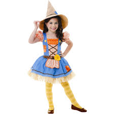 scarecrow costume scarecrow sweetie child costume walmart