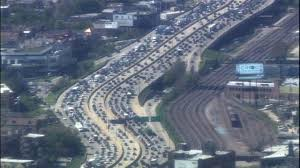 Chicago Area Traffic Map by Memorial Day 2014 Travel Heavy Traffic On All Expressways Leaving