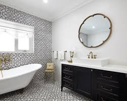 Victorian Bathroom Design Ideas Renovations  Photos - Bathroom design sydney