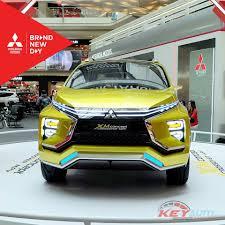 mitsubishi expander 新型7 座mpv 进军东南亚 mitsubishi expander 今年8 月发表 keyauto my