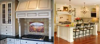 French Country Fireplace - french country kitchen fireplace video and photos