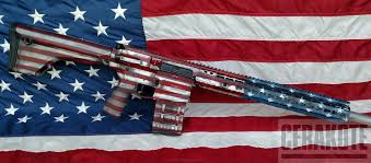 Big American Flags Cerakote Coatings Gallery Detail