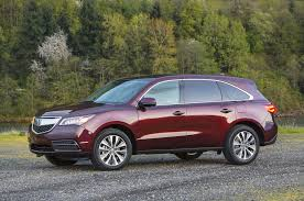 lexus rx350 f sport vs acura mdx acura mdx claimed as best selling 3 row luxury suv ever photo