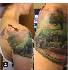 best 25 hobbit tattoo ideas on pinterest hobbit tolkien and