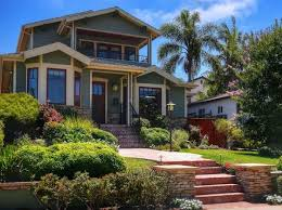 Craftsman House For Sale Craftsman Style San Diego Real Estate San Diego Ca Homes For