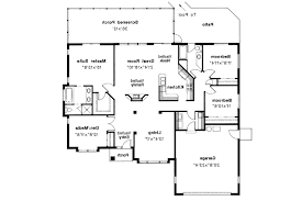 Mediterranean Floor Plans Mediterranean House Plans Cypress 11 001 Associated Designs