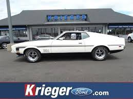 used ford mustang v8 for sale 1971 ford mustang mach 1 coupe used 351 cleveland v8 trak loc for