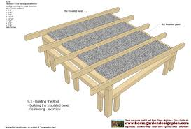 free chicken coop building plans pdf with quick easy chicken coop