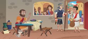 in new bible app for kids story u201cjourneys for jesus u201d paul faces
