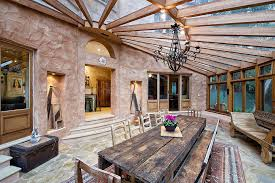 Conservatories And Sunrooms Timeless Allure 30 Cozy And Creative Rustic Sunrooms