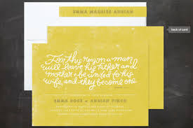 quotes for wedding invitation 9 bible verse wedding invitations that wow for interfaith