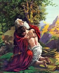 Christ Healing The Blind What Is Faith Seeker Of Truth