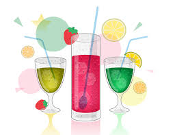 cocktail vector colorful vector bubbles design vector download