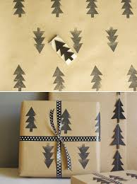 hello wrapping paper black tree garland and sted wrapping paper hello glow