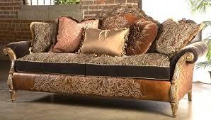 leather and wood sofa facil furniture