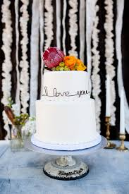 walmart two tier wedding cakes with simple leftover flowers can