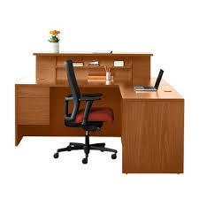 Hon Computer Desk 10500 Reception Desk By Hon Smart Furniture