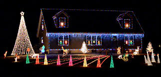 Christmas House Light Show by Beans Corner Lights House Returns For Second Year Daily Bulldog