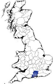 England Blank Map by Unispectra Aerial And Satellite Systems Cctv And Alarm System