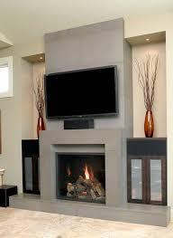 modern tiled fireplace surround ideas home design ideas