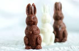 easter chocolate bunny chocolate bunnies healthy easter