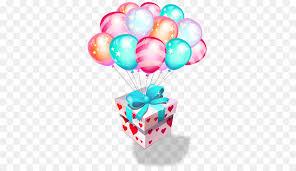balloon gift birthday cake gift balloon party balloon gift png 512