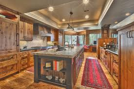 Country Style Kitchen Islands 47 Beautiful Country Kitchen Designs Pictures Designing Idea