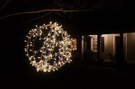 non chicken wire lighted balls redeem your ground
