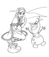 frozen coloring pages kids printable coloring 20