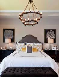 100 bedroom lighting ideas to add sparkle to your bedroom homeluf bedroom with 2 tier candle chandelier lighting