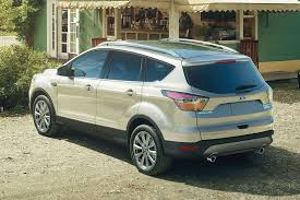 Ford Escape Specs - 2017 ford escape debuts with two new engines new face