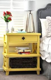 Farmhouse Bedside Table Do It Yourself Home Projects From Ana