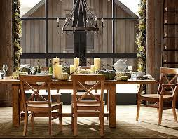 Pottery Barn Dining Room Table Pottery Barn Dining Room Table White Chairs Pads Wooden Legs