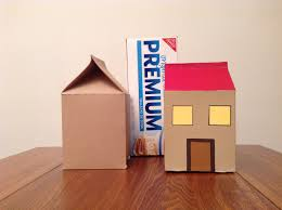 Cracker Style Log Homes How To Make A House From A Cracker Box Youtube
