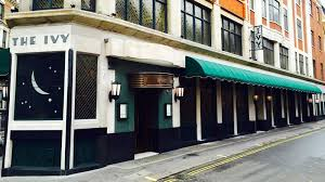 Pub Awnings The Ivy Has Major Refurbishment Morco Blinds