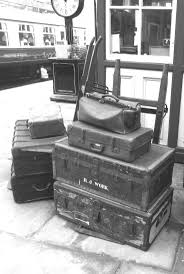 213 best boxies trunks and luggage images on pinterest vintage