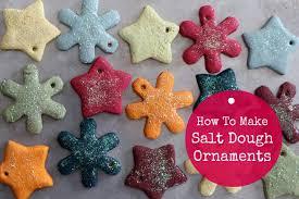craft salt dough ornaments southern maryland parents