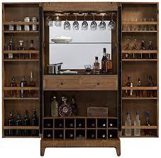 distressed wood bar cabinet wine cabinet furniture cozy ideas idea inside bar inspirations 2