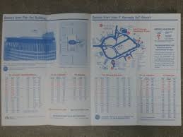 Piedmont Airlines Route Map by Aviation World Collectibles Airline