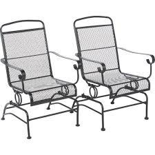 Metal Rocking Patio Chairs Outdoor Furniture Rocking Chair Metal Adirondack Chairs