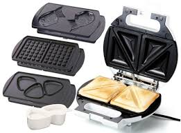 Breakfast Sandwich Toaster Japan Trend Shop Mighty Sando Plus One Taiyaki Sandwich Toaster