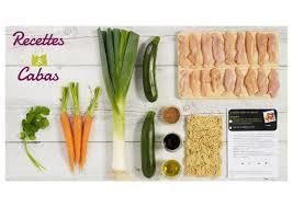 a cuisiner recettes cabas kit à cuisiner arts gastronomie