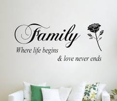 Wall Quotes For Living Room by Online Get Cheap Vinyl Wall Quotes Aliexpress Com Alibaba Group