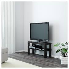 lack tv bench black 90x26 cm ikea