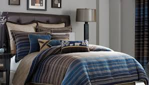 bedding set awesome grey and navy bedding a metallic wood wall