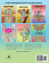 amazon com faces of the world coloring book designs to