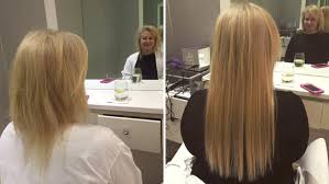 in hair extensions reviews the world s hair extension salon saves rapunzel wannabes